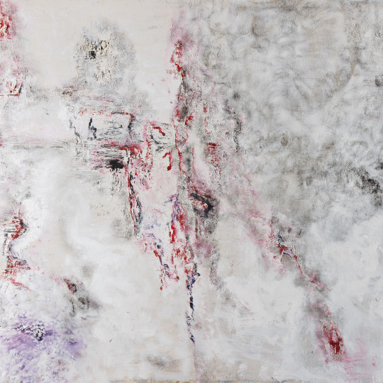 Inca Era,  oil on canvas, 132x195cm