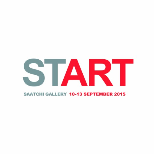 START Art Fair, Saatchi Gallery, 10 - 13 September 2015