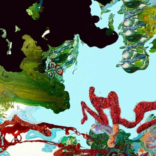 Kimber Berry Liquid Landscape 021308 , 60