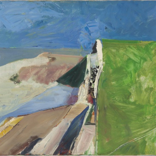 Elena Shchukina shares her thoughts on The Royal Academy's exhibition: Richard Diebenkorn