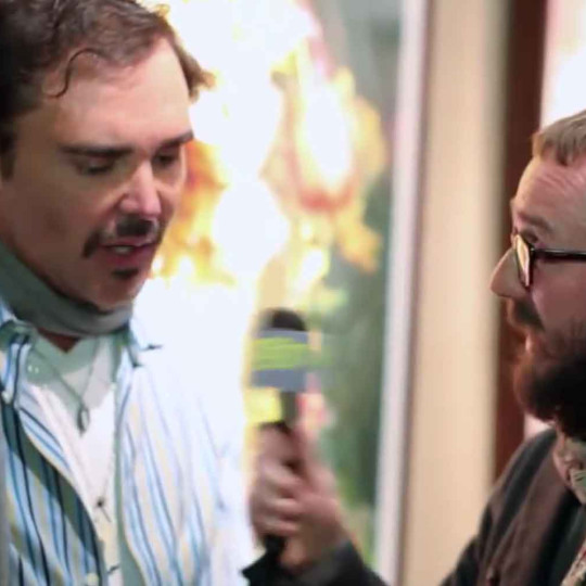 David LaChapelle interview - 55 Factory TV