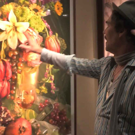 David LaChapelle: Earth Laughs in Flowers Preview , Robilant + Voena, London 13 February 2012