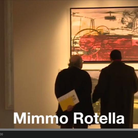 MIMMO ROTELLA, Robilant+Voena, 6 February - 24 March 2015
