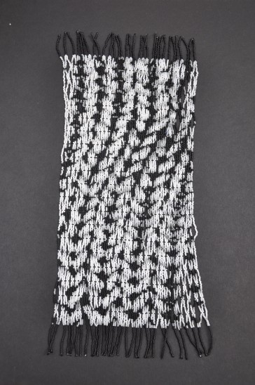 Knitted scarf, 2018 Photo: Caroline Broadhead