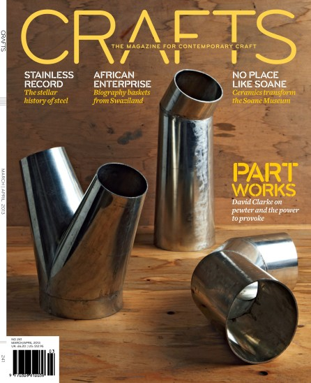 David Clarke : Crafts Magazine