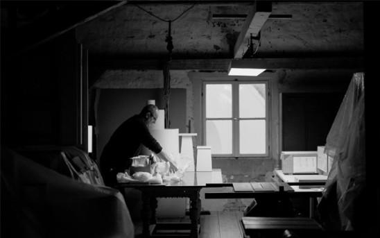 Atelier Rudolf Bott, Kirchbuch, © Jörg Koopmann / Lene Harbo Pedersen