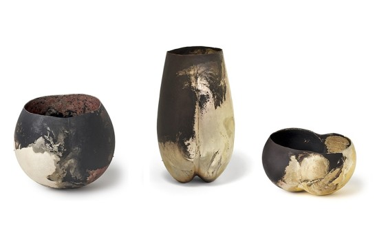 Peter Bauhuis finalist for the Loewe Craft Prize