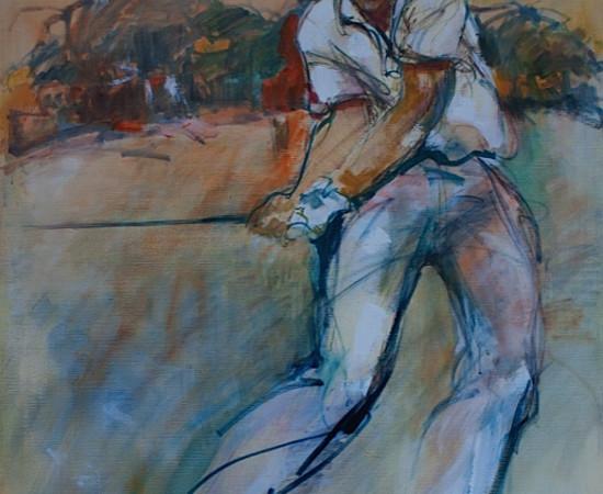 Huguette Declercq, Big swing