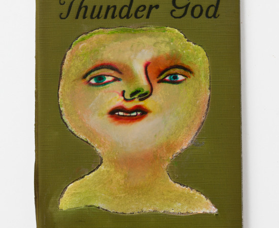 Matthew Dennison, The Thunder God, 2017