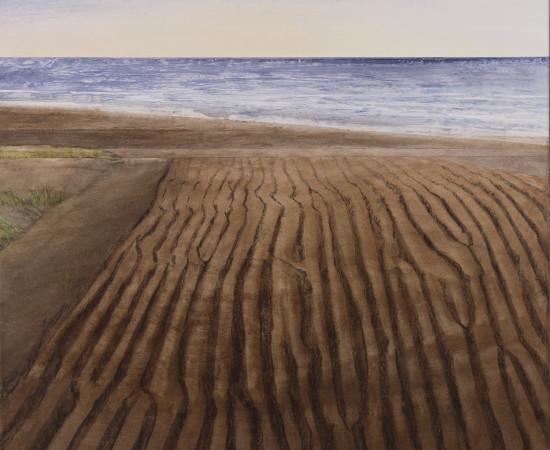 Gwen Davidson, Windswept Sand Dune, 2016
