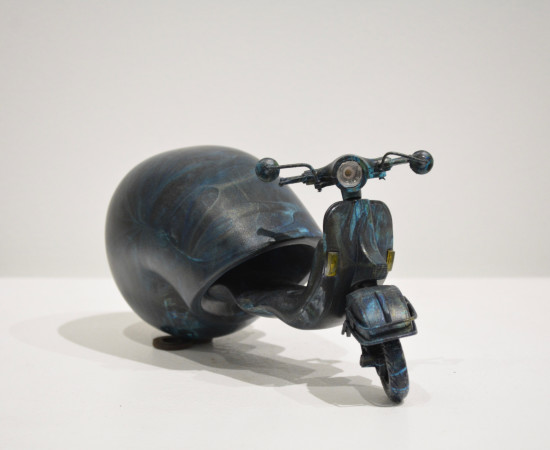 Sylvie Rosenthal, Snail Moped (Rubber Tree Histories + Possible Futures)