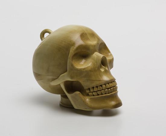 Sylvie Rosenthal, Skull Teapot