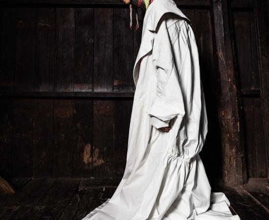 Tatchatrin Choeychom, Mu Lon - The granny in the white dress, 2018