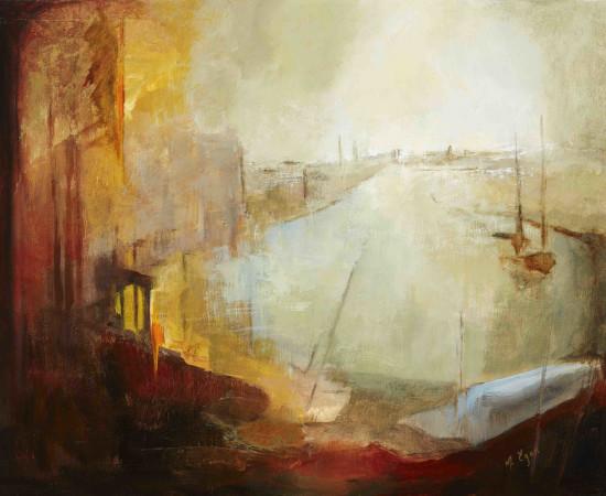 Margaret Egan, Dublin Docklands