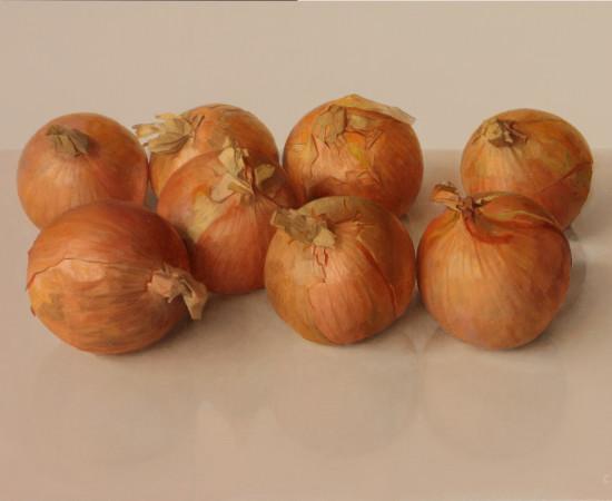 Comhghall Casey, Eight Onions, 2017
