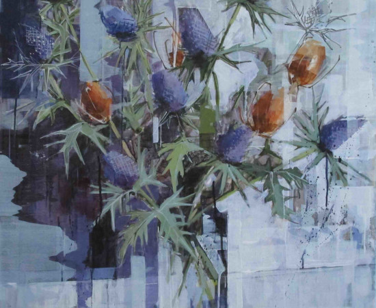 Bridget Flinn, Thistles and Teasels