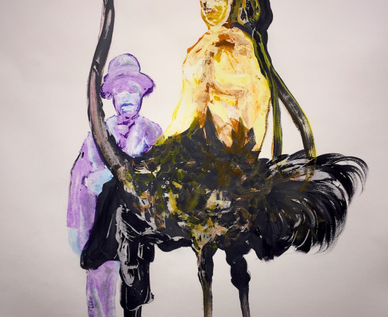 David KIng, Narcissistic Narratives