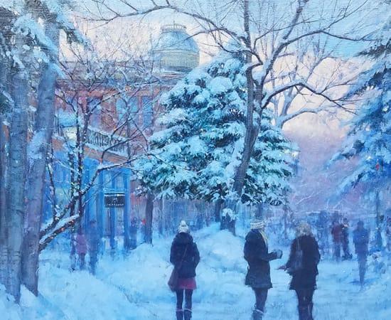 Dean Bowlby, Winter Light