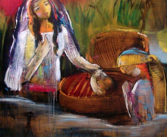 Helen Zarin, Miriam Prays