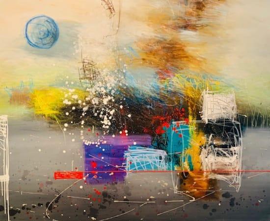 James Jensen, Blue Moon