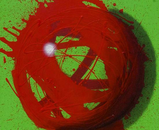 James Jensen, Red Lime Paintball 83V