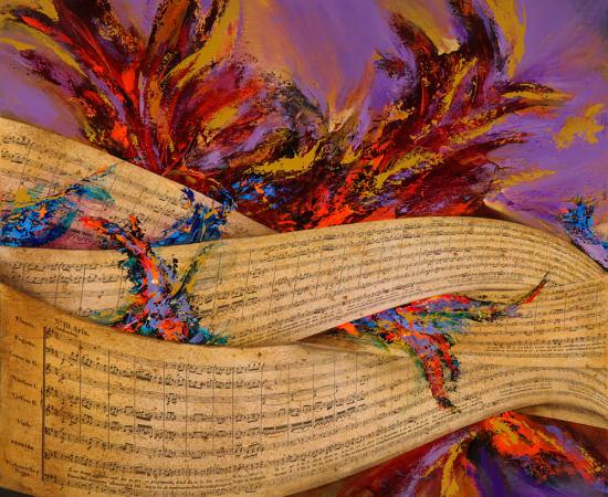 Julie Anna Lewis, The Spirit of Cosi Fan Tutte