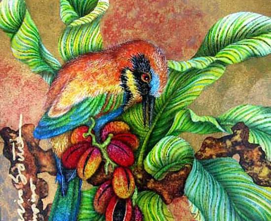 Luis Sottil, Spring in Colors