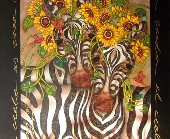 Luis Sottil, Heavenly Zebras