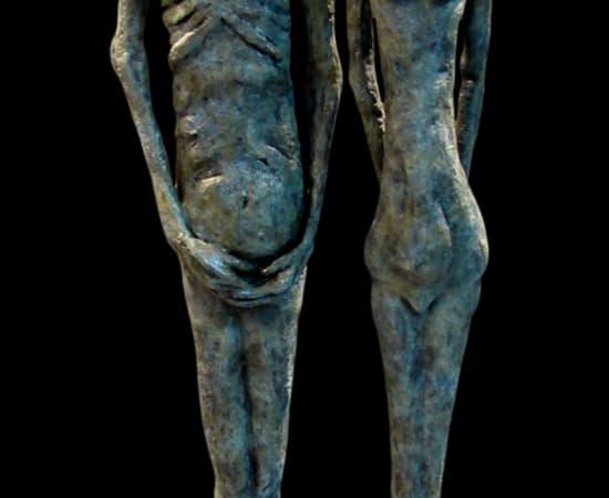 Gib Singleton, Adam and Eve 12 foot