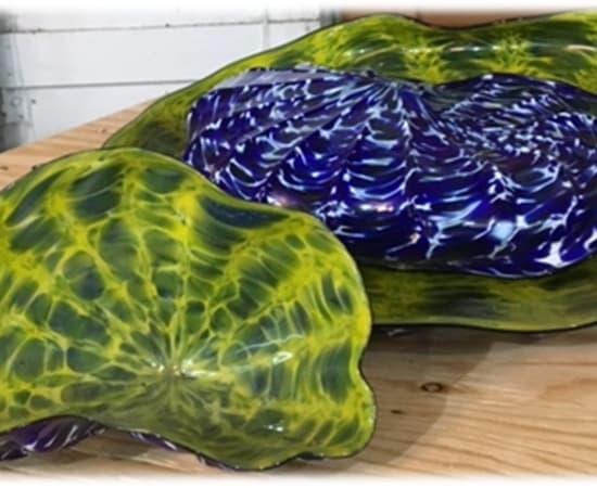 Robert Kaindl, Blue Lapis Yellow Multi