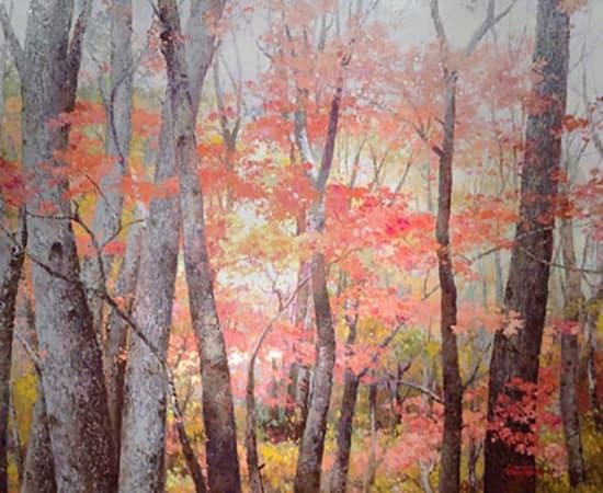 Paul Guy Gantner, Trees