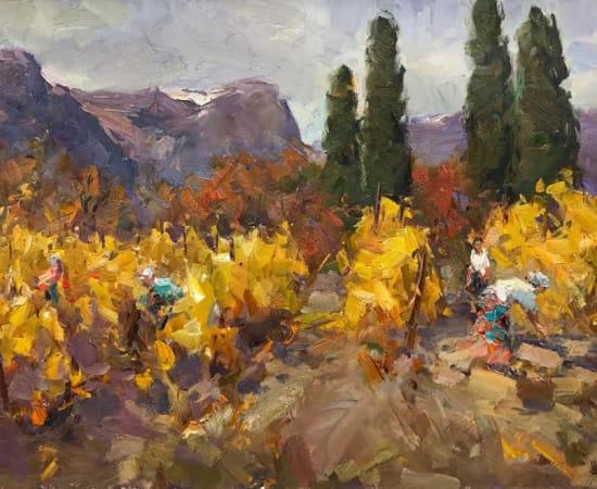 Alex Shabadei, Harvest Time