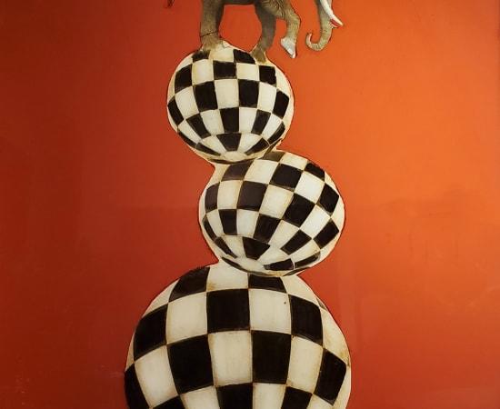 Anke Schofield, Checkers