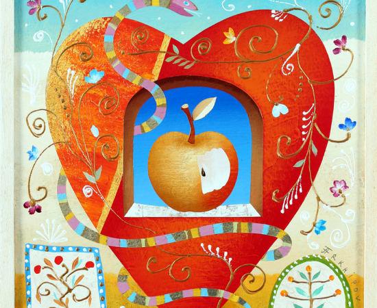 Anton Arkhipov, Heart And Apple