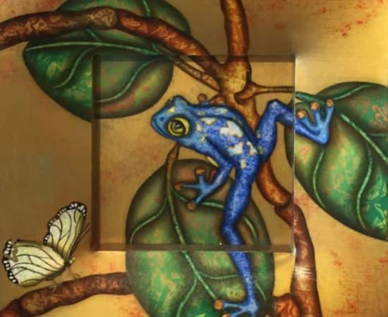 Luis Sottil, Faithful Blue Frog