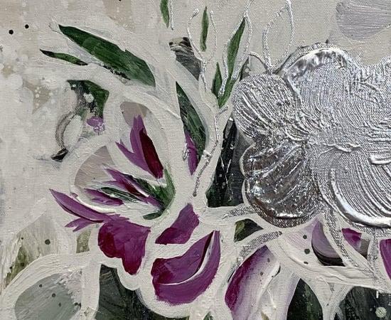 Julie Anna Lewis, Silver Blossoms