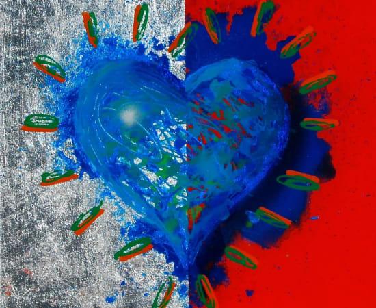 James Jensen, Heart Blue & Red
