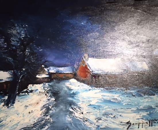 James Scoppettone, Winter Haven
