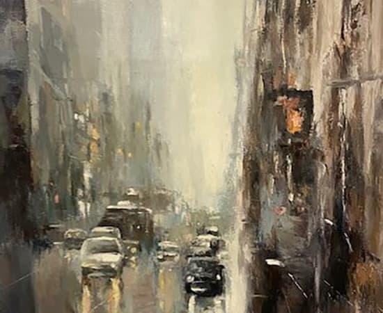 Paul Guy Gantner, Cityscape