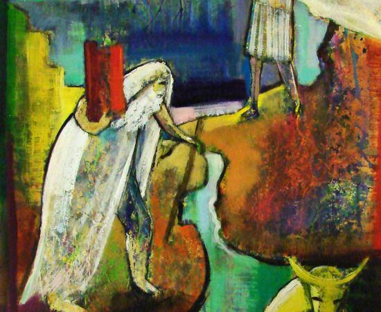 Helen Zarin, Moses Returns