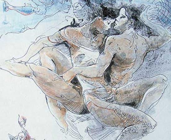 Jurgen Gorg, Zodiac Series - Pisces