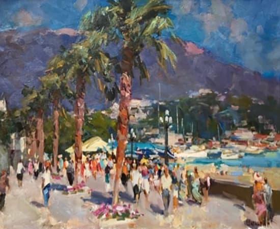 Alex Shabadei, Palm Trees