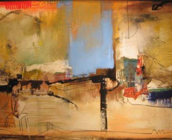 Helen Zarin, Abstract Seven