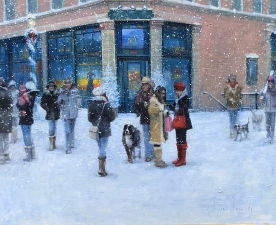 Dean Bowlby, A Light Snow Flurry