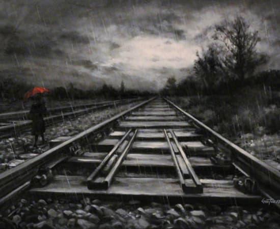 Paul Guy Gantner, Crimson Tracks
