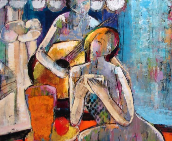 Helen Zarin, Cafe III