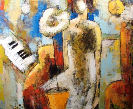 Helen Zarin, Concerto