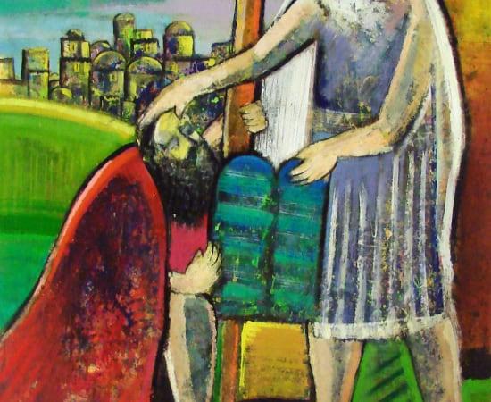Helen Zarin, Joshua is Blessed