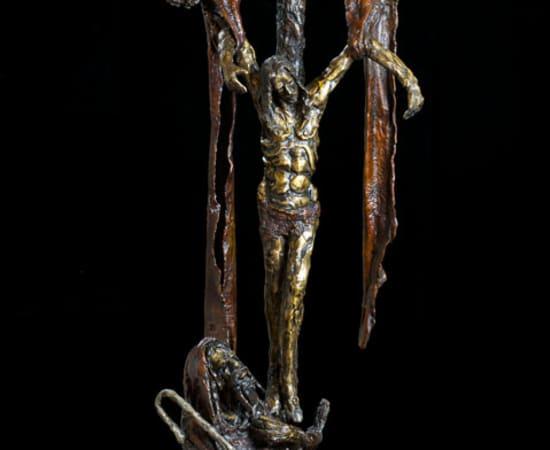 Gib Singleton, Death of Christ