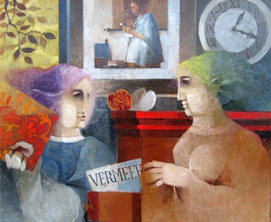 Alvar, Horas de Vermeer